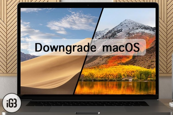 macOS Mojave vs macOS High Sierra